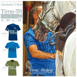 Camiseta Time Tr Básica Hombre