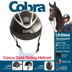 CASCO ZALDI COBRA