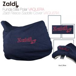 Funda Silla Zaldi T+T Polar Vaquera Azul