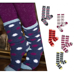 CALCETIN HORSEWARE SOFTIE SOCKS (PAR)