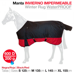 Manta Invierno Impermeable 600D