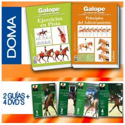 Dvd + Libro Coleccion Doma Clasica