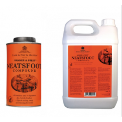 CARR & DAY Vanner&Prest Neatsfoot Aceite Pata de buey 500ml