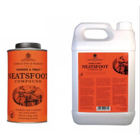 CARR & DAY Vanner&Prest Neatsfoot Aceite Pata de buey 500ml